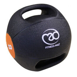 8kg Double Grip MedicineBall
