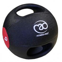 9kg Double Grip Medicine Ball