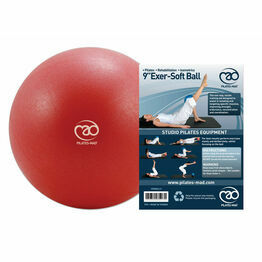 Exer-Soft Ball 9inch (Red)