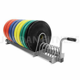 Olympic Horizontal Plate Rack (Not including weights)