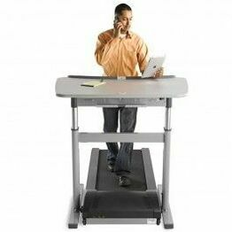 Lifespan Treadmill + Electronic Desk with TR800-DT7