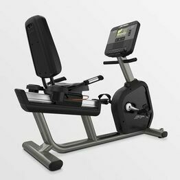 Lifefitness Club Series + Recumbent Cycle - DX Console