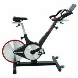 Keiser M3i Black Indoor Cycle - Please call 01752 601400 for Delivery time