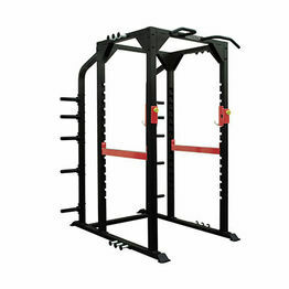 Commercial Plate Loaded Full Power rack