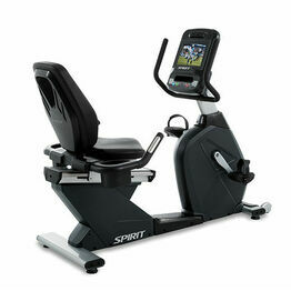Spirit CR900ENT Recumbent Cycle