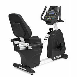 Spirit CR800 Recumbent Cycle