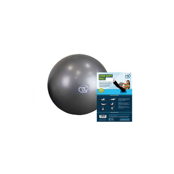 Exer-Soft Ball 12 inch (Graphite)