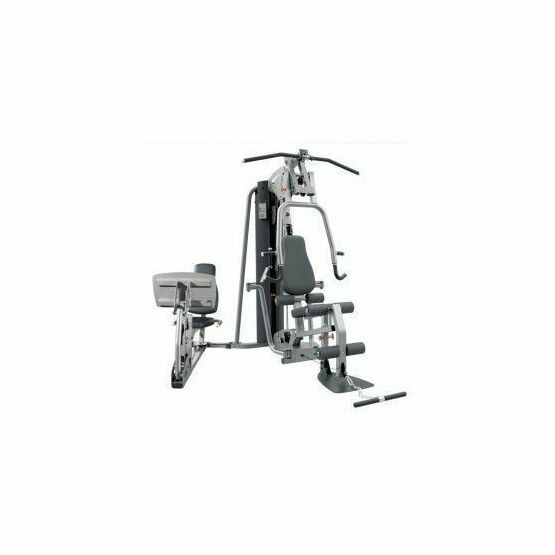 Lifefitness G4 Multi Gym with Leg Press & Calf Raise Option - Please call to Pre-order